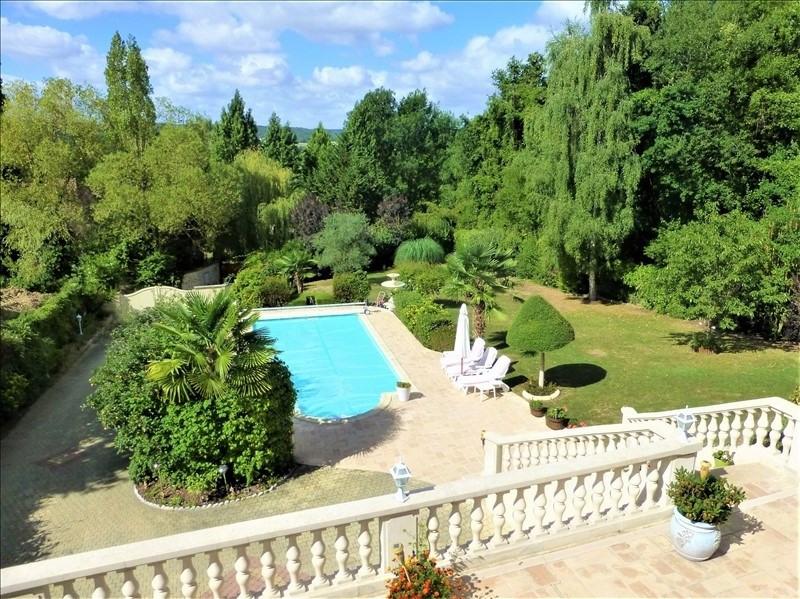 Revenda residencial de prestígio casa Morainvilliers 1299000€ - Fotografia 10