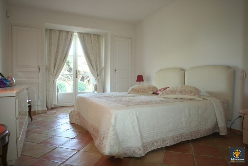Deluxe sale house / villa Sainte maxime 3 680 000€ - Picture 10