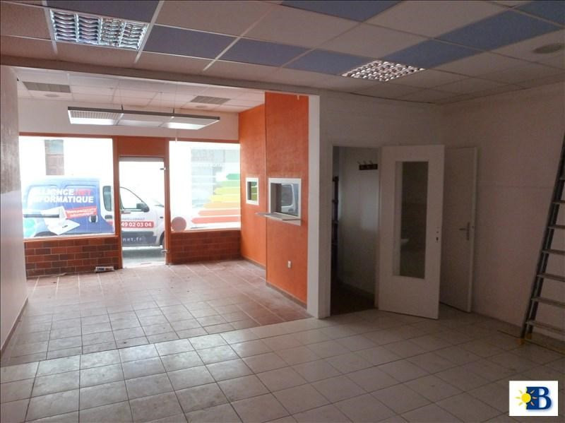 Location local commercial Chatellerault 600€ +CH/ HT - Photo 1