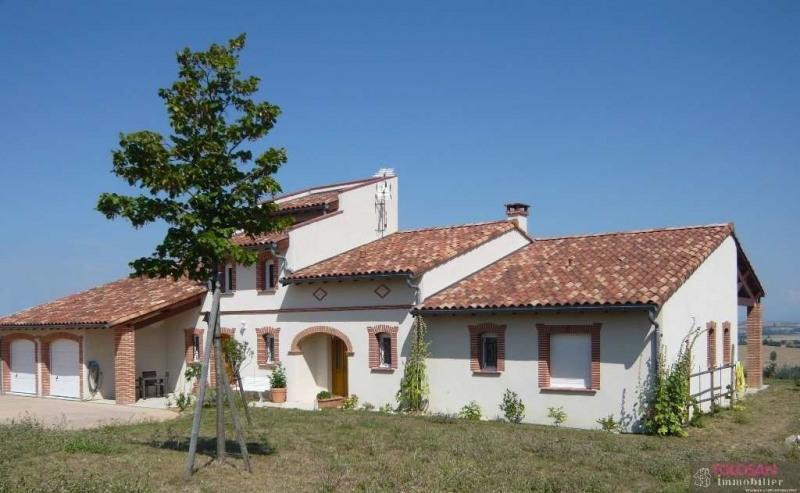 Deluxe sale house / villa Montgiscard secteur 537000€ - Picture 1