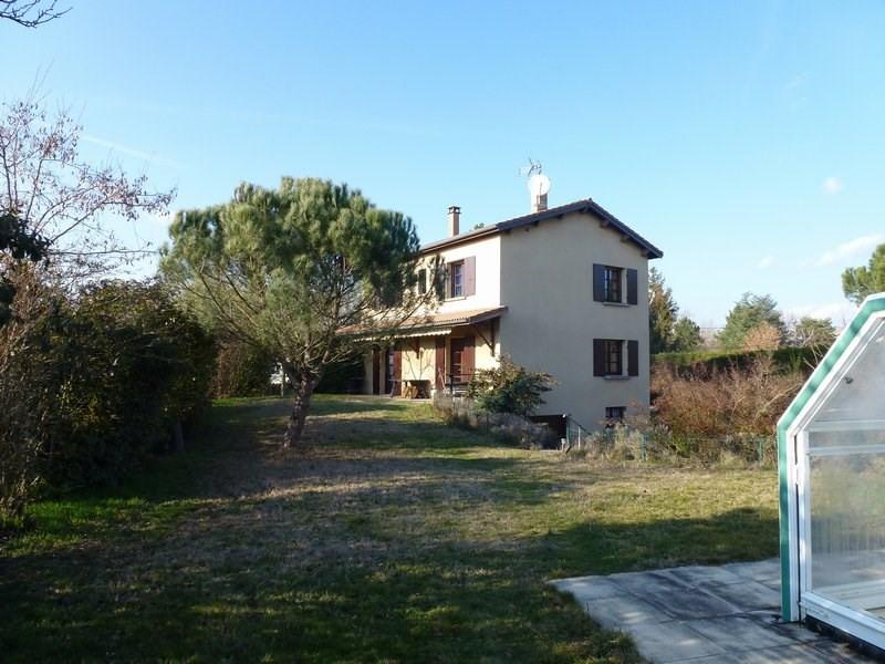 Vente maison / villa La motte de galaure 264000€ - Photo 1
