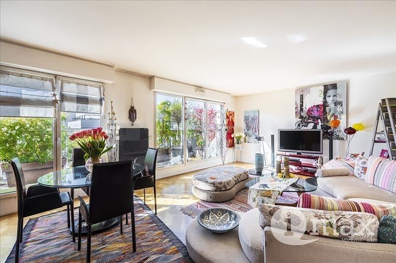 Vente de prestige appartement Levallois perret 1399000€ - Photo 2