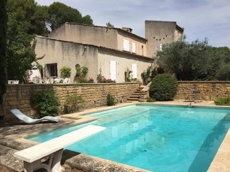 Deluxe sale house / villa Chateauneuf-de-gadagne 945000€ - Picture 1
