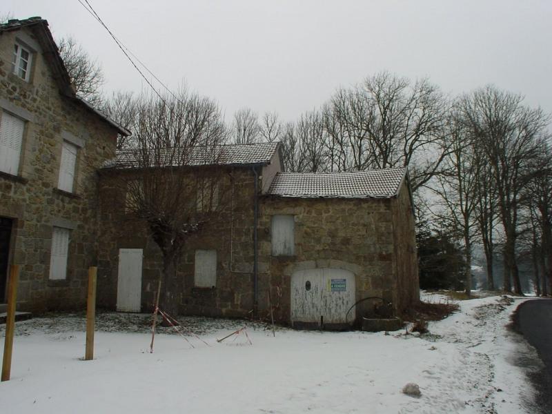 Sale house / villa Le chambon sur lignon 63000€ - Picture 1