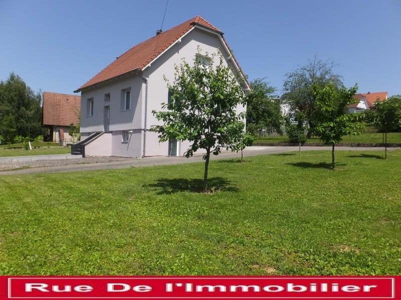 Sale house / villa Niederbronn les bains 303500€ - Picture 1