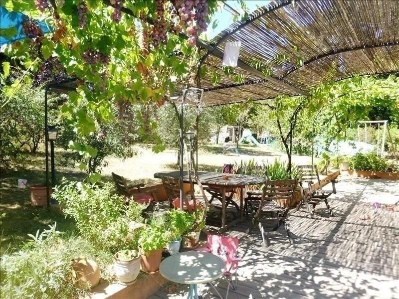 Vente maison / villa Peyrolles en provence 375000€ - Photo 1
