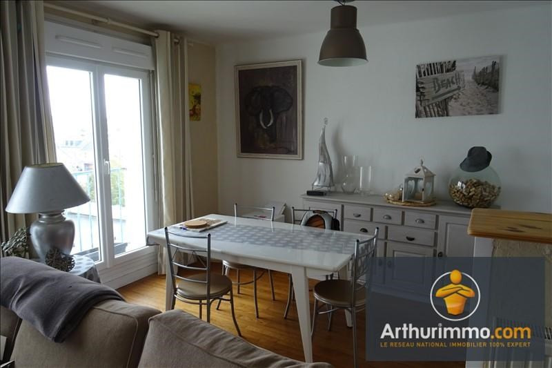 Rental apartment St brieuc 505€ CC - Picture 2
