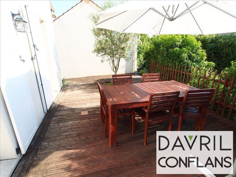 Vente maison / villa Conflans ste honorine 410000€ - Photo 7