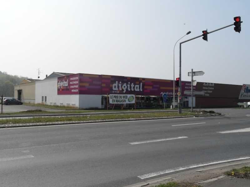 Vente Local d'activités / Entrepôt Billy-sur-Aisne 0
