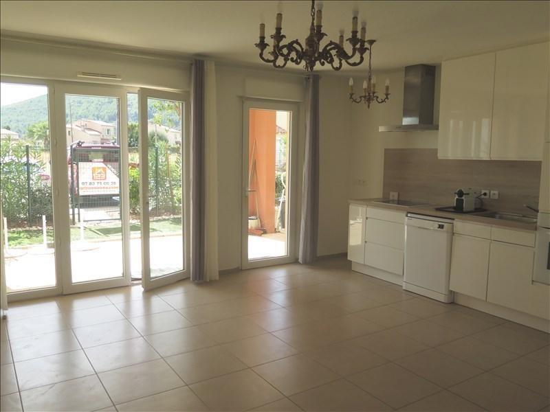 Venta  apartamento Cuers 200000€ - Fotografía 2