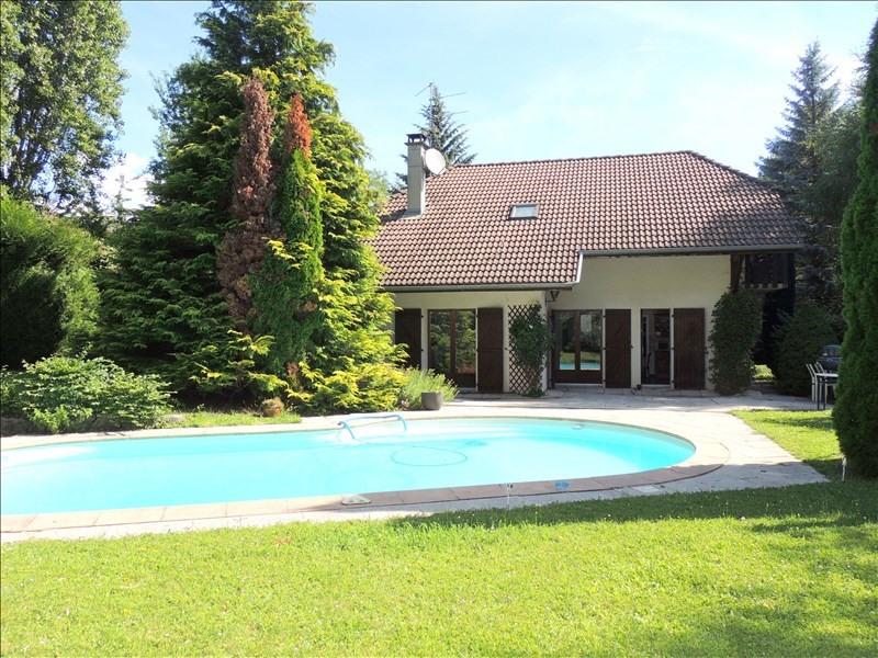 Vendita casa Prevessin-moens 1020000€ - Fotografia 2