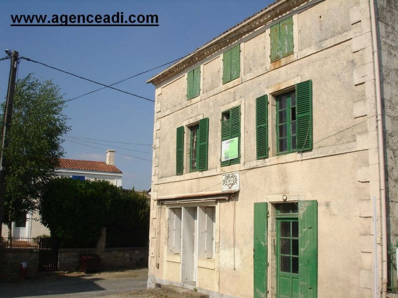 Vente maison / villa Mougon 46200€ - Photo 1