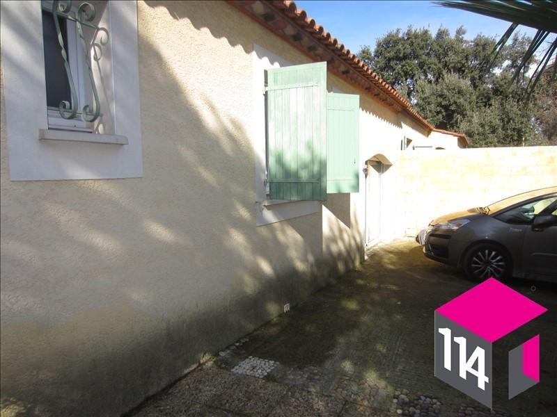 Sale house / villa Baillargues 289000€ - Picture 1