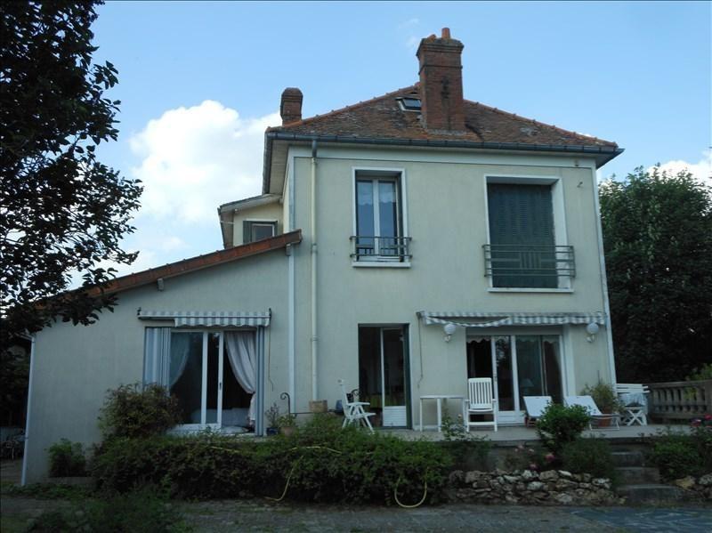 Vente maison / villa Grisy suisnes 345000€ - Photo 1