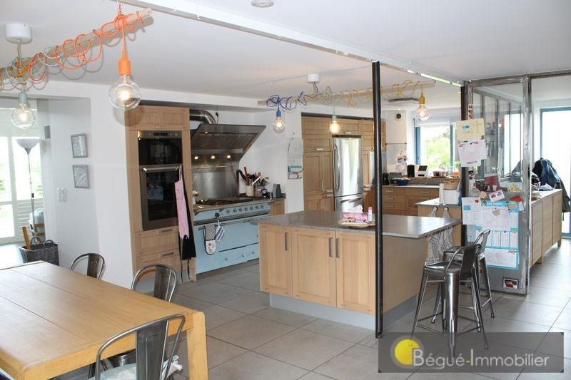 Vente de prestige maison / villa 15 mns pibrac 730000€ - Photo 2