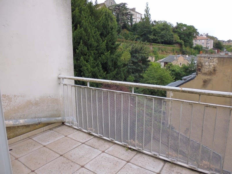 Vente appartement Poitiers 123000€ -  3