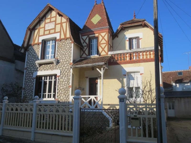 Vente maison / villa Selles sur cher 169600€ - Photo 1