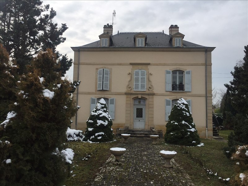 Sale house / villa Marcigny 215000€ - Picture 1