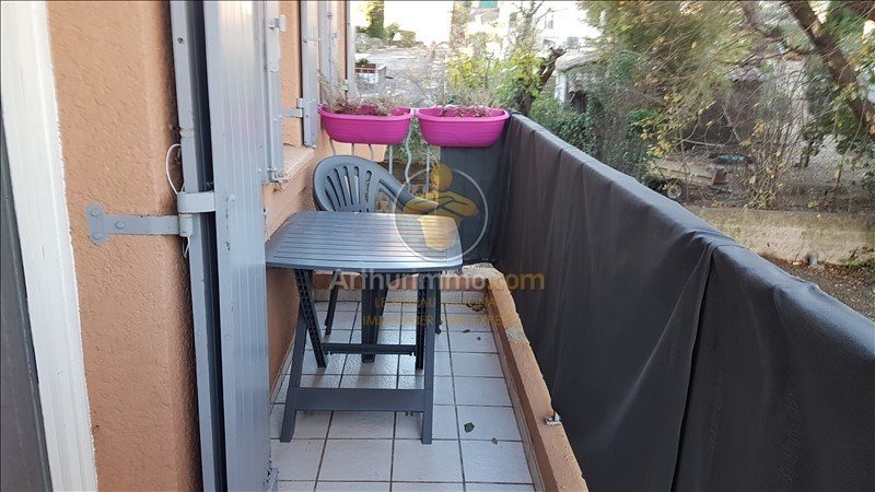 Location appartement Grimaud 680€ CC - Photo 1
