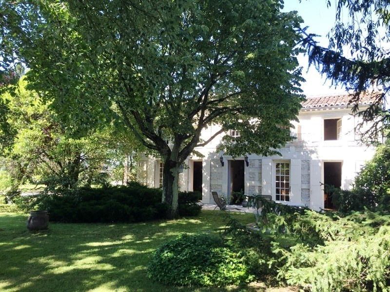 Vente maison / villa Nercillac 251450€ - Photo 1