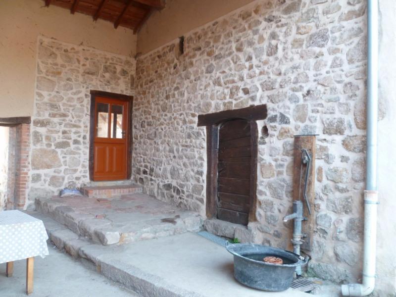 Vente maison / villa St laurent de chamousset 285000€ - Photo 8