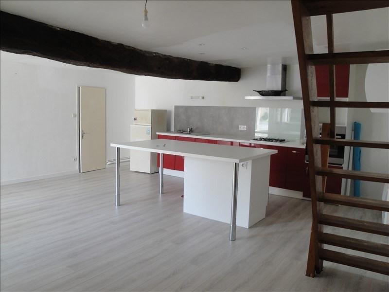Sale house / villa Chauray 99000€ - Picture 1