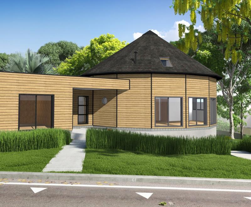 """Modèle de maison  """"Maison contemporaine 5 pièces"""" à partir de 5 pièces Savoie par LA MAISON DE CEDRE - AGENCE RHONES ALPES"""