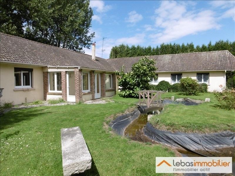Vente maison / villa Yvetot 159000€ - Photo 3