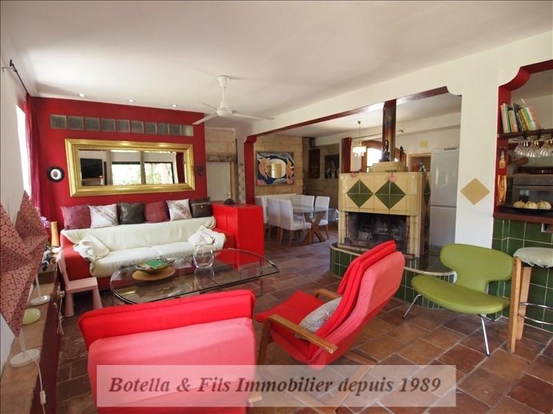 Deluxe sale house / villa Uzes 615000€ - Picture 2