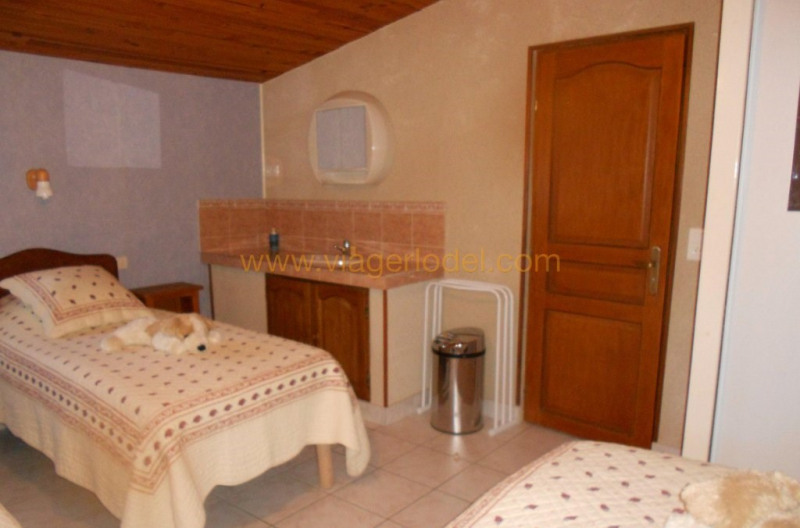 Lijfrente  huis Saint-bressou 65000€ - Foto 8