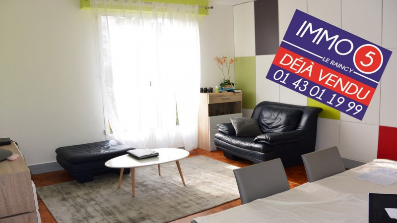 Sale apartment Le raincy 199 900€ - Picture 1