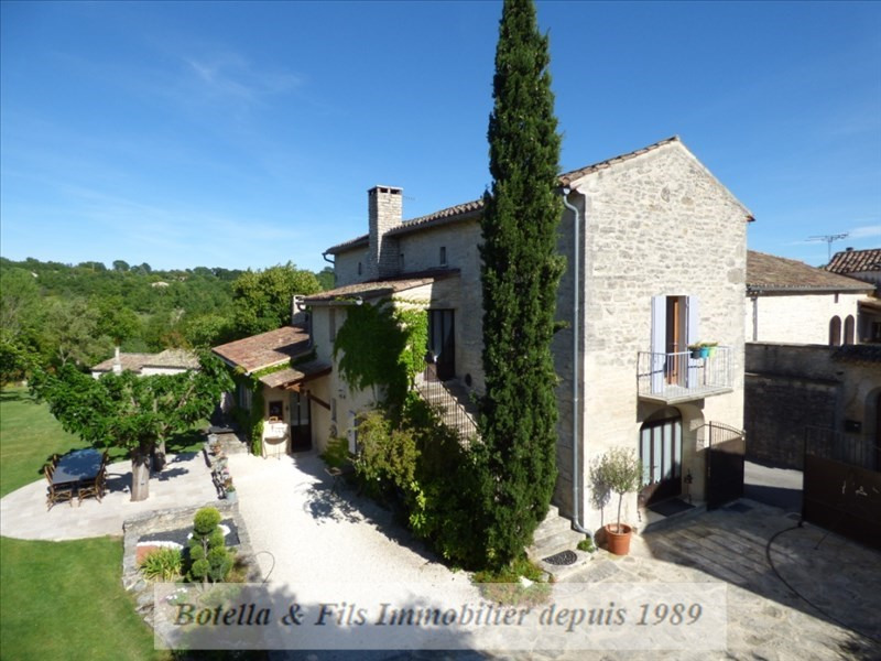 Vente de prestige maison / villa Barjac 789000€ - Photo 3