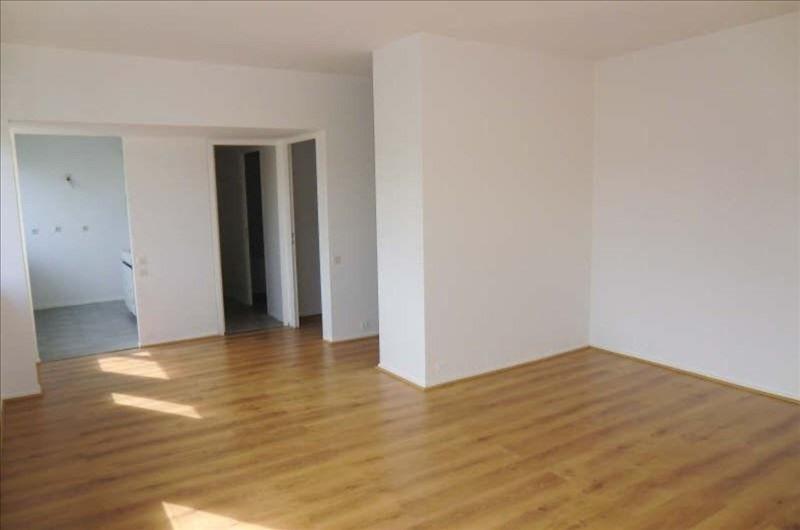 Rental apartment Cergy préfecture 690€ CC - Picture 1