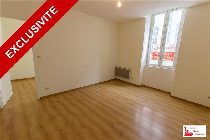 Affitto appartamento Montélimar 405€ CC - Fotografia 1