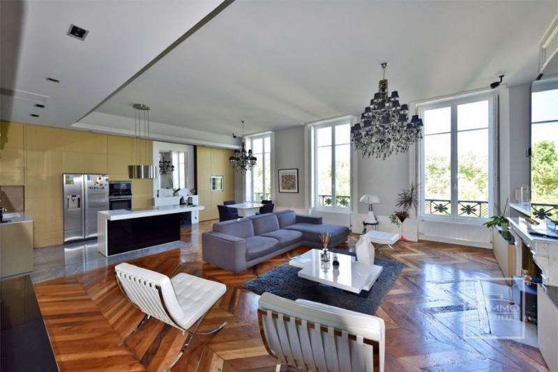 Deluxe sale apartment Lyon 6ème 1040000€ - Picture 3
