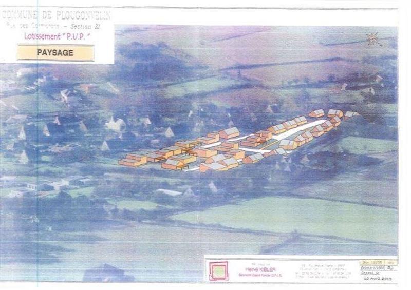 Sale site Plougonvelin 69000€ - Picture 2