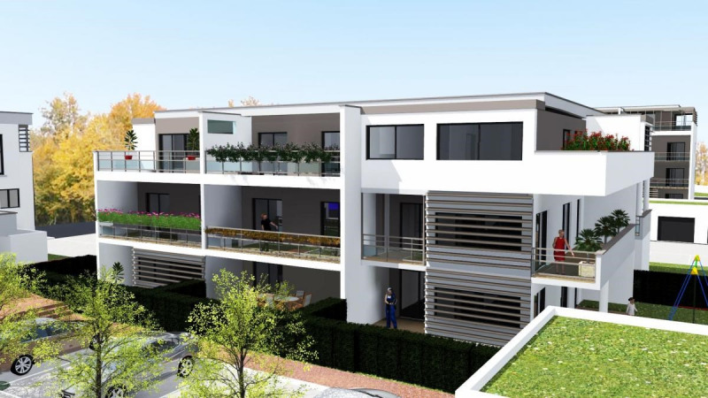 New home sale program Cannes-ecluse  - Picture 1