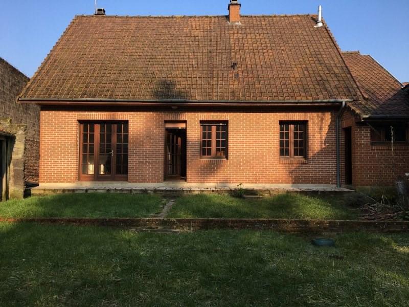 Vente maison / villa Ouve wirquin 168000€ - Photo 5
