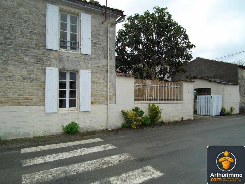 Sale house / villa Matha 64800€ - Picture 3