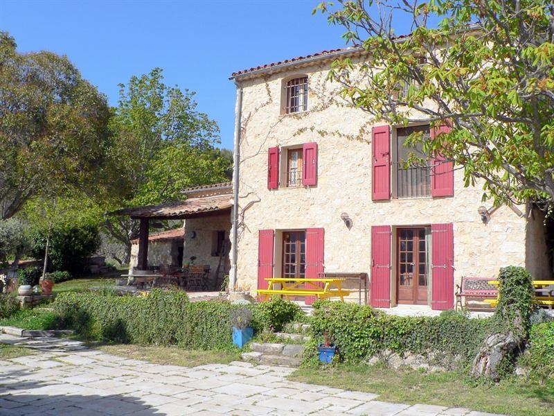 Deluxe sale house / villa Fayence 892000€ - Picture 5