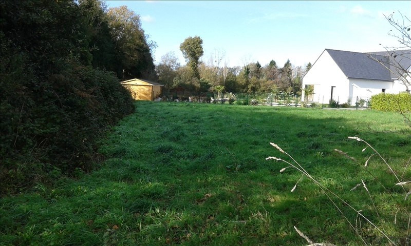 Vendita terreno Benodet 117500€ - Fotografia 2