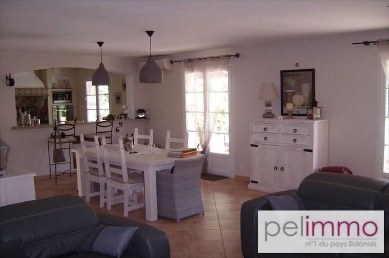 Vente maison / villa Eyguieres 475000€ - Photo 2