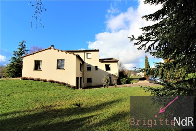 Vente maison / villa Bussiere galant 275000€ - Photo 1