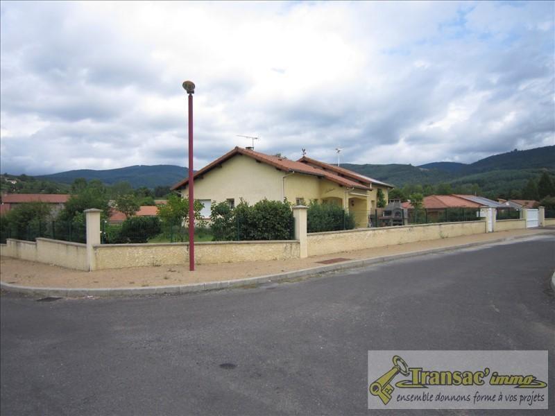 Vente maison / villa Chabreloche 149800€ - Photo 2
