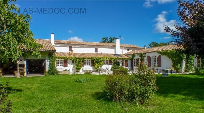 Vente maison / villa Queyrac 371 000€ - Photo 1