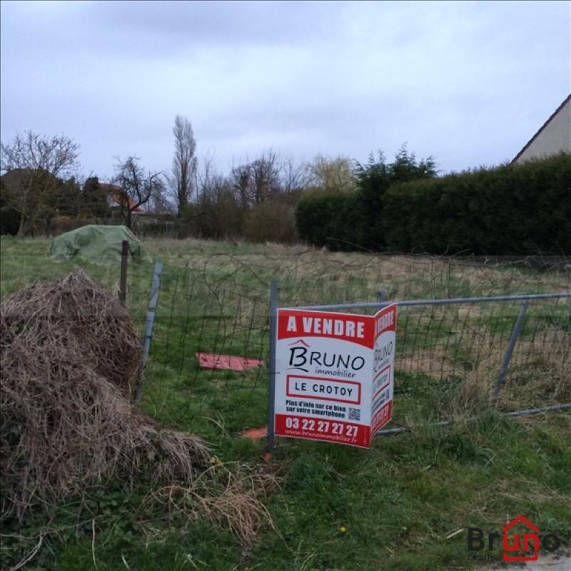 Revenda terreno Saint quentin en tourmont  - Fotografia 3