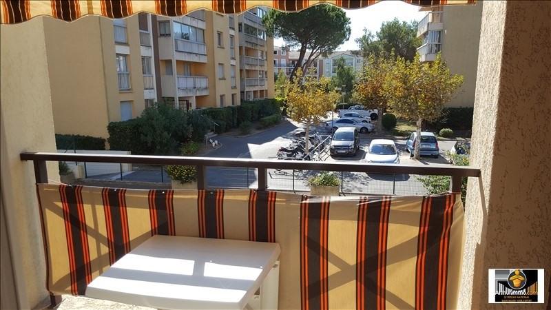 Sale apartment Sainte maxime 122000€ - Picture 2
