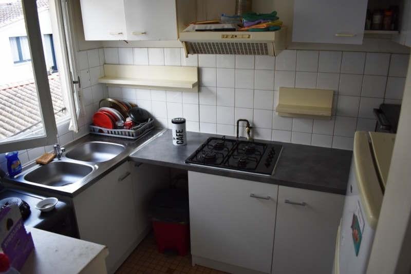 Sale apartment Bordeaux 210000€ - Picture 2