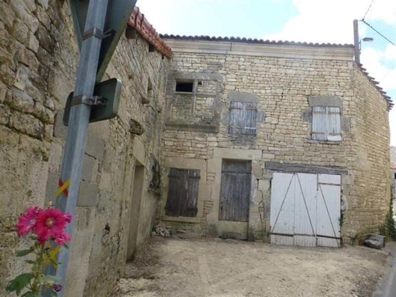 Sale house / villa Aulnay 107000€ - Picture 9
