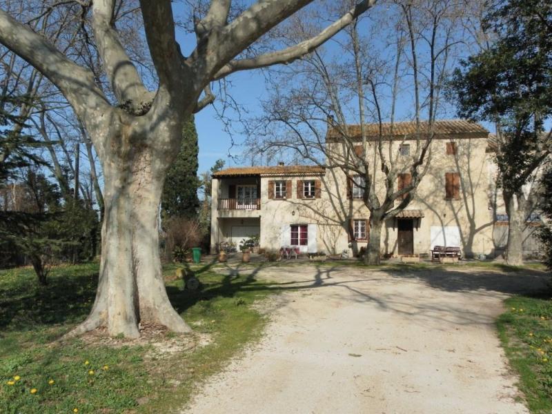 Vente maison / villa Avignon 460000€ - Photo 1